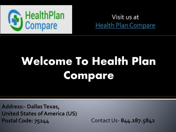 visit us at health plan compare n.