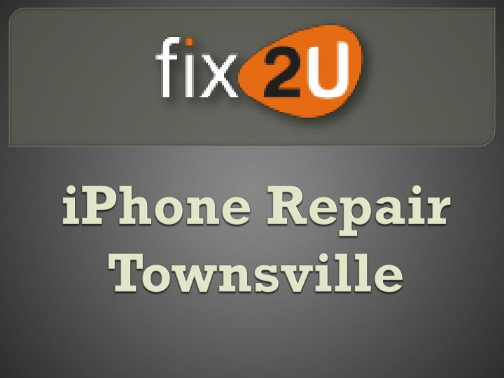 iphone repair townsville n.