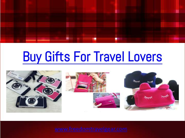 buy gifts for travel lovers n.