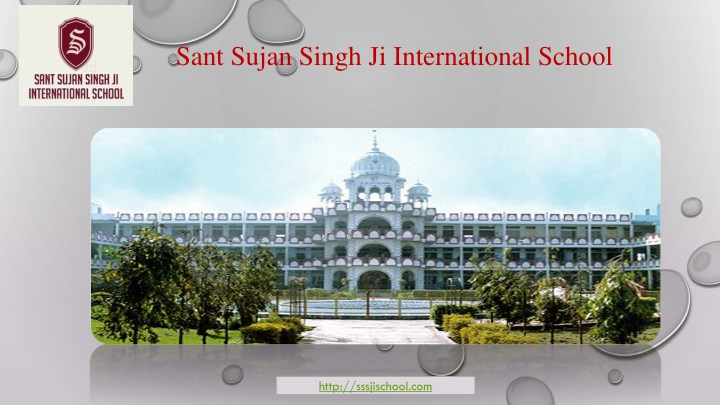 sant sujan singh ji international school n.