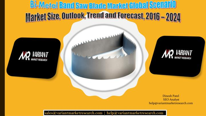 bi metal band saw blade market global scenario n.