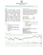research report on banyan tree holdings limited