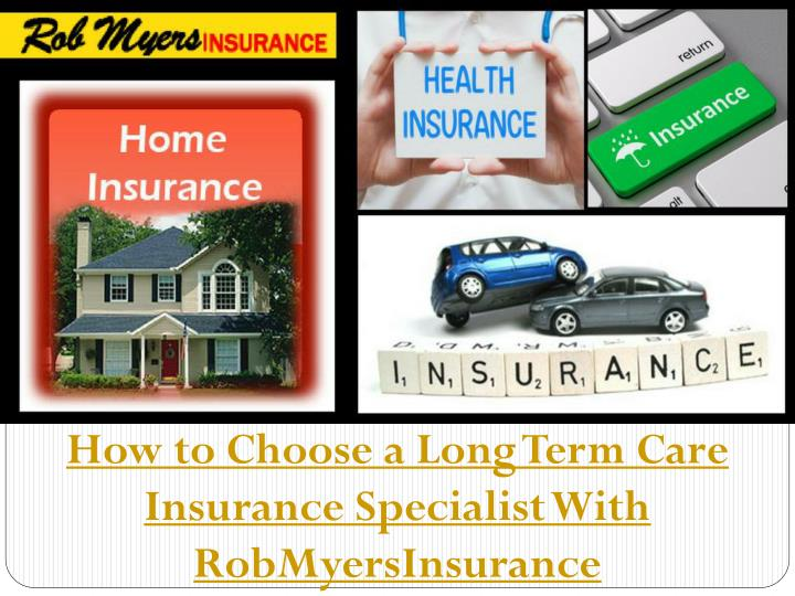 how to choose a long term care insurance n.