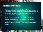 features benefits