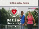 get best dating services