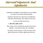 combination of ledipasvir and sofosbuvir hervoni