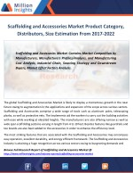 scaffolding and accessories market product