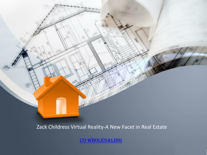 zack childress virtual reality a new facet n.
