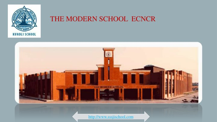 the modern school ecncr n.