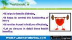 it helps to handle diabetes it helps to control