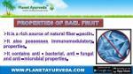 properties of bael fruit