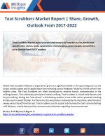 teat scrubbers market report share growth outlook