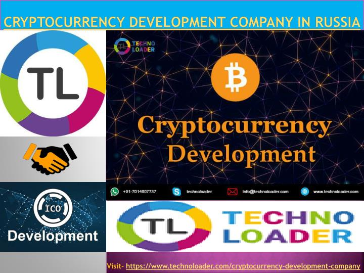 cryptocurrency development company in russia n.