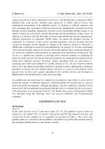 z bayat et al j chem pharm res 2011 3 1 93 102