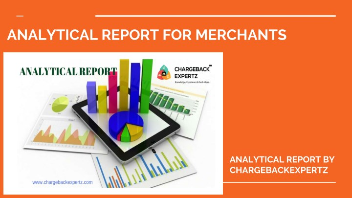 analytical report for merchants n.