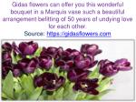 gidas flowers can offer you this wonderful