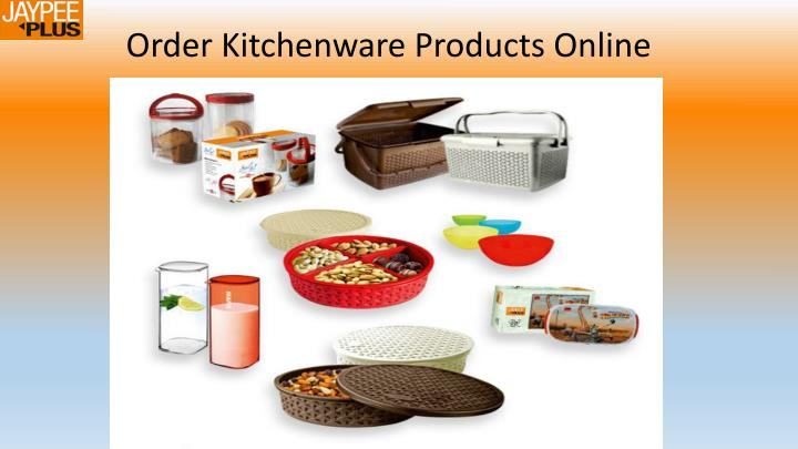 order kitchenware products online n.