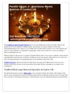 our vashikaran expert pandith vikram ji gives