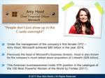 amy hood chief financial officer microsoft people