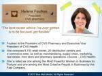 helena foulkes president cvs pharmacy the best