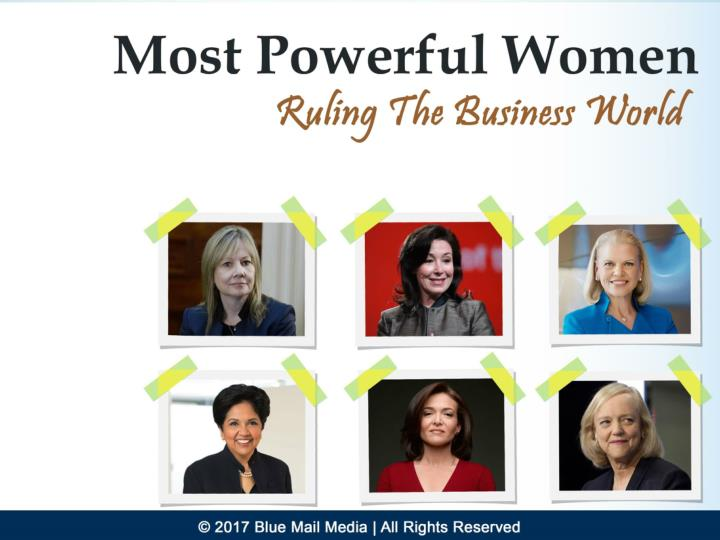 most powerful women ruling the business world n.