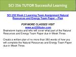 sci 256 tutor successful learning 14