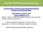 sci 256 tutor successful learning 19