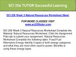 sci 256 tutor successful learning 20