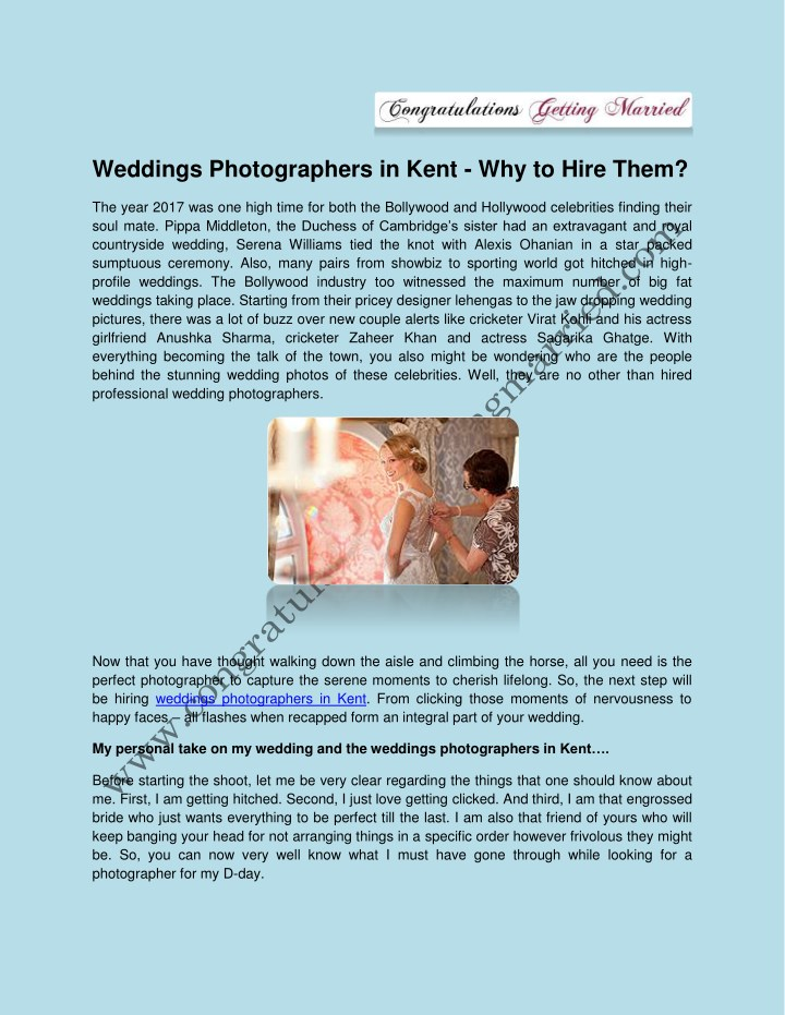weddings photographers in kent why to hire them n.
