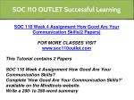soc 110 outlet successful learning 12