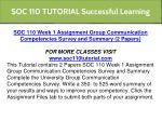 soc 110 tutorial successful learning 2