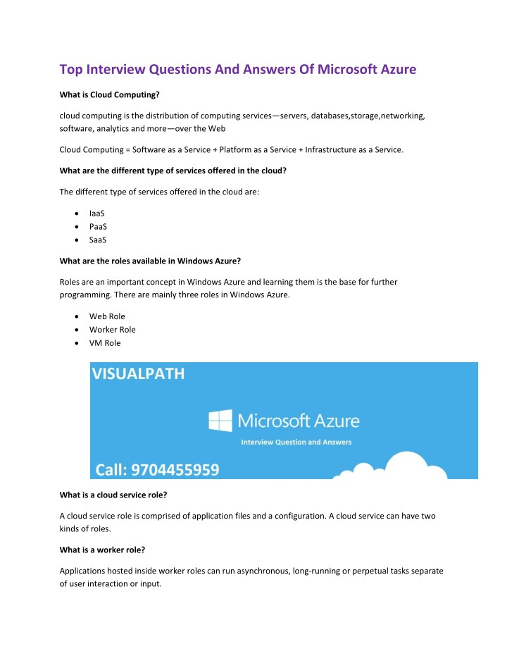 top interview questions and answers of microsoft n.