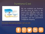 we are confident our isentress 400 mg price
