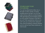 3 purchase your moleskine you can buy directly