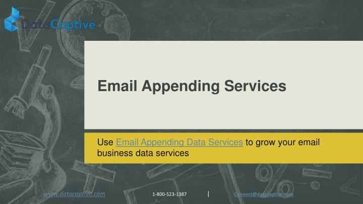 email appending services n.