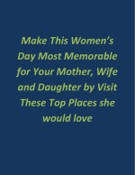 make this women s day most memorable for your