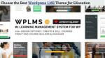 choose the best wordpress lms theme for education