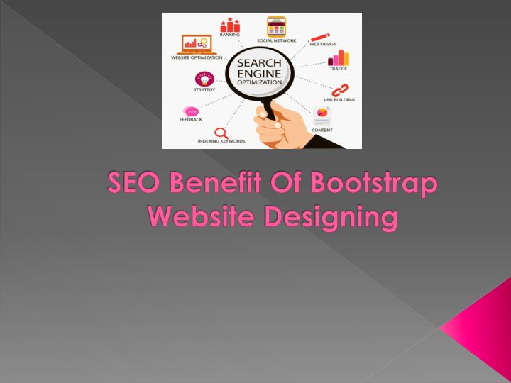 seo benefit of bootstrap website designing n.