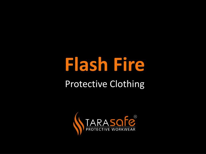 flash fire protective clothing n.