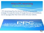 what is ppc advertising http devcreation website