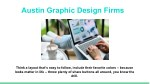 austin graphic design firms