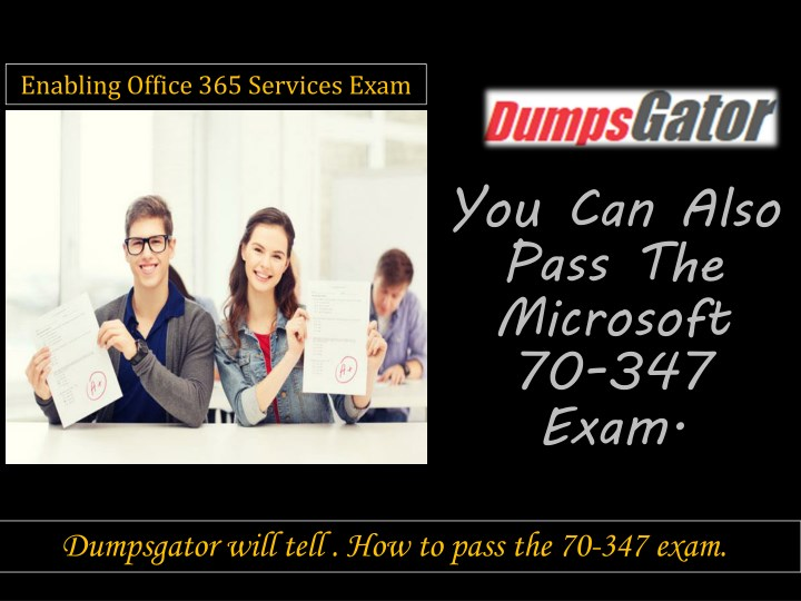 enabling office 365 services exam n.