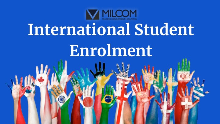 international student enrolment n.