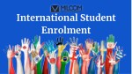 international student enrolment