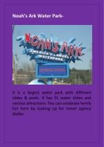 noah s ark water park