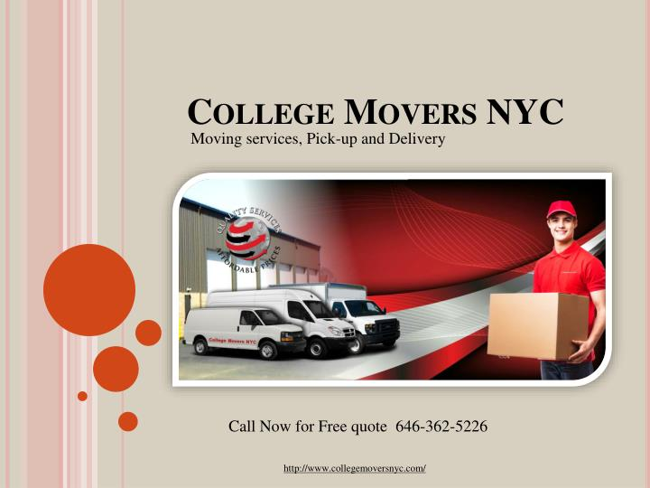college movers nyc n.