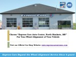 choose express care auto center north mankato