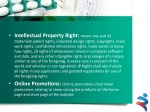 intellectual property right means