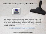 hot water extraction carpet cleaning in across 1