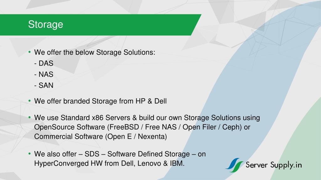 PPT - Get Online Servers: Server Supply System Pvt  Ltd